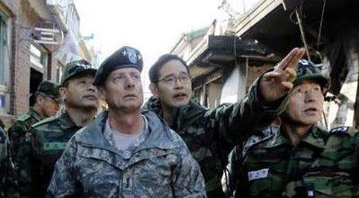 North & South Korea 'on brink of war'