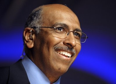 Looks like the end is near for Michael Steele