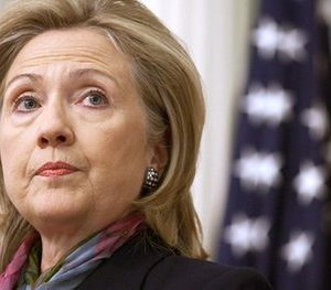 Secretary of State Hillary Clinton: 'You want the truth? You can't handle the truth!' (AP Photo/Evan Vucci)