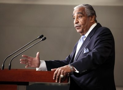 Rangel's censure doesn't take edge off his swagger