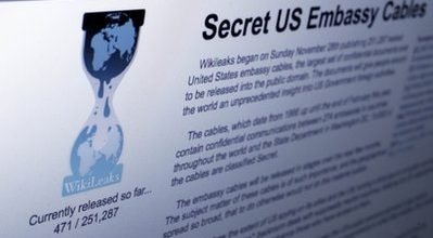 After cyber-attack, Wikileaks switches servers