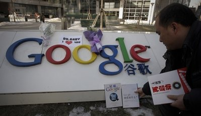 China ordered major hack attacks on Google