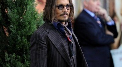 Johnny Depp decries the media 'beast'