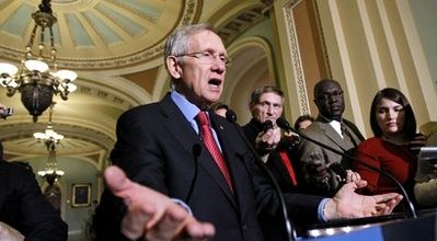 Senate Dems think they can pull off a vote on military's gay ban