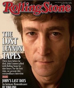 Current issue of Rolling Stone