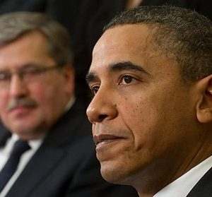 President Barack Obama: Under fire and determined to win at all costs (AFP)