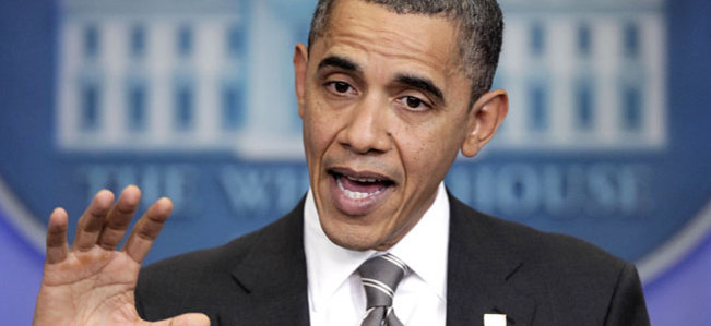 Obama's new scare tactic: No tax cut, new recession