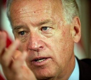 Vice President Joe Biden: Cool reception on the Hill (AFP)