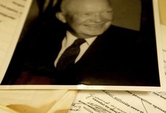 New revelations into Ike's farewell address