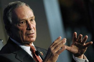 Michael Bloomberg: Standard question, standard denial (Reuters)