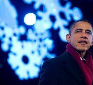 President Obama: I don't need no stinkin' opponent (AFP)