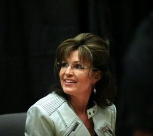 Sarah Palin: She may run for Prez (AFP)
