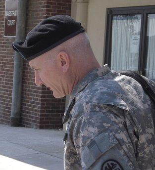 Birther soldier cops a plea