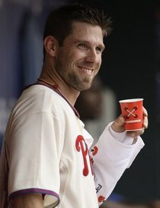 Cliff Lee: $30 million? Who needs it?  (AP Photo/Matt Slocum)