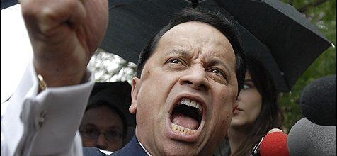 New York Senator hit with half-million buck embezzlement charge