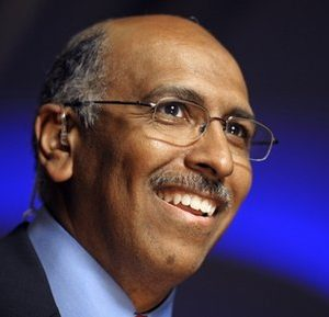 Michael Steele: If at first you don't fail, try again (AP Photo)