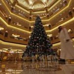 The $11 million Christmas tree (AFP)