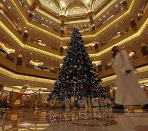 The $11 million Christmas tree (AFP)