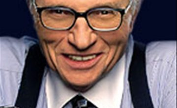 Larry King hangs up his crown