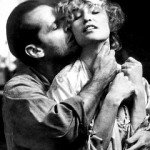 Jack Nicholson and Jessica Lange in &#039;The Postman Always Rings Twice.&#039; Guess it didn&#039;t work in Wisconsin