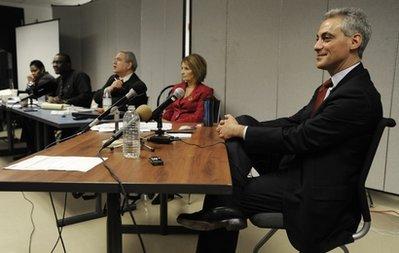 Rahm Emanueul's Chicago residency still open to debate