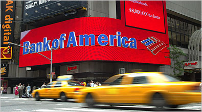Bank of America sued over mortgage abuses