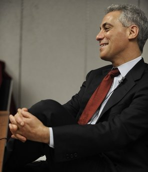 Emanuel cleared to run for Chicago mayor
