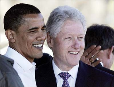 Will Bill Clinton become Obama's salvation?
