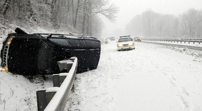 Major snowstorm batters East Coast