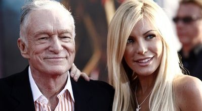Hefner decides to wed another Playmate