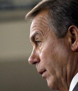 Speaker-in-waiting John Boehner: When in doubt, disrupt (AP)
