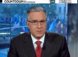 Uh, Mr. Olbermann, time for your ego massage