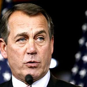 GOP leader John Boehner: We be the boss now (AP)