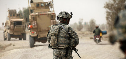 Another 1,400 troops headed for Afghanistan