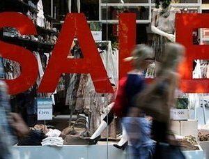 Shop to you drop (AFP)