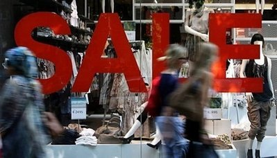 Shop to you drop (AFP)