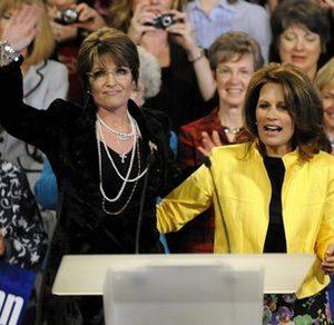 Rep. Michele Bachman: The next White House hopeful? (AP Photo/Jim Mone)
