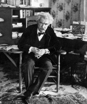 Mark Twain: Censored and uncensored