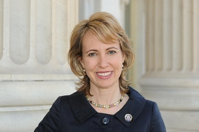 Amazingly, Giffords' condition continues to improve