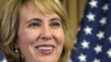 Another giant step for Gabrielle Giffords