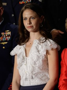 Bush's daughter supports gay marriage