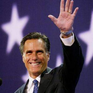 Former Gov. Mitt Romney