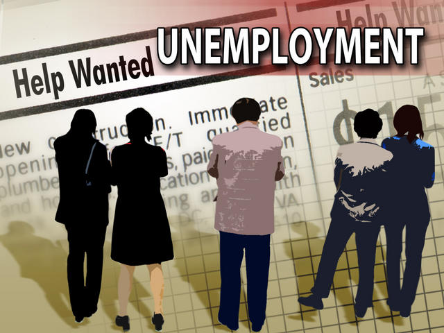Payrolls inch up while jobless rate plumments
