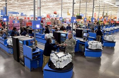 Once the king of retailers, Wal-Mart tries to regain ground