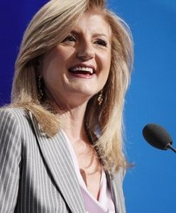 Arianna Huffington speaks at the Clinton Global Initiative in New York. It was announced Monday Feb. 7, 2011 that AOL Inc. is buying online news hub Huffington Post and that Huffington will be put in charge of AOL's growing array of content.… Read more » (AP Photo/Mark Lennihan, file)