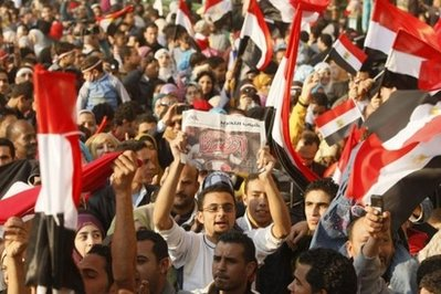 Is Mubarak's outster a win for Democracy?