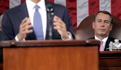 House Speaker John Boehner of Ohio  (AP Photo/Pablo Martinez Monsivais, Pool)