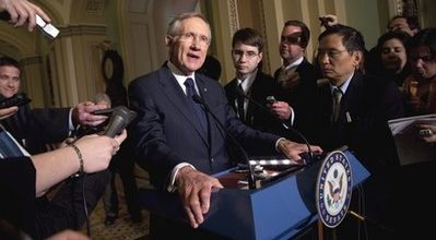 Senate set to send Obama stopgap spending bill