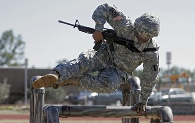 Army looks at changes in training regimen
