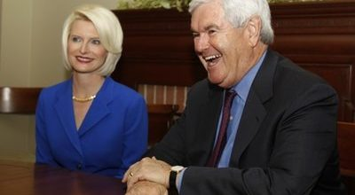 Gingrich confirms he expects to run for President
